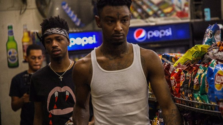 Video: 21 Savage X Met...