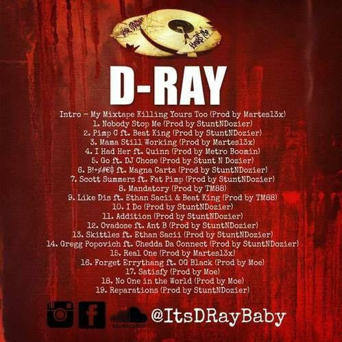 D-Ray back