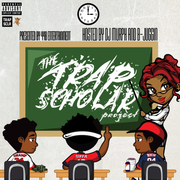 Trap Scholars Online Cover